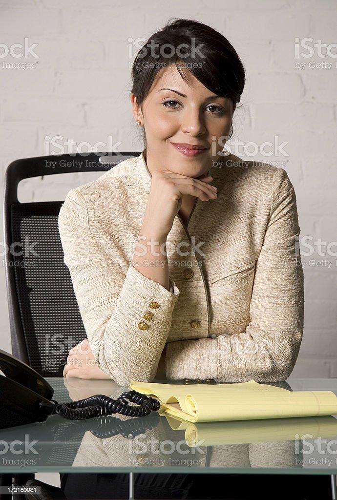 Confident Woman royalty-free stock photo