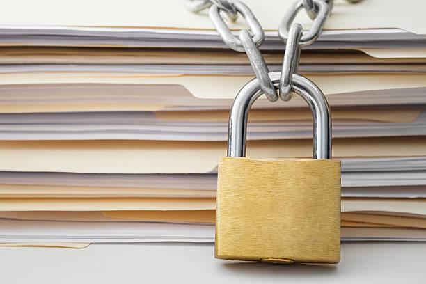 documents confidentiels - Photo