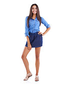 istock Confidently beautfiful in blue hues 482650183