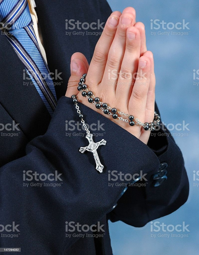 Confirmation royalty-free stock photo