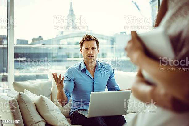 Conflict In Family Stock Photo - Download Image Now