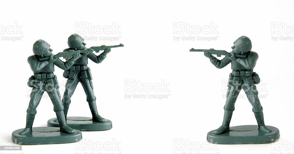 Conflict stock photo