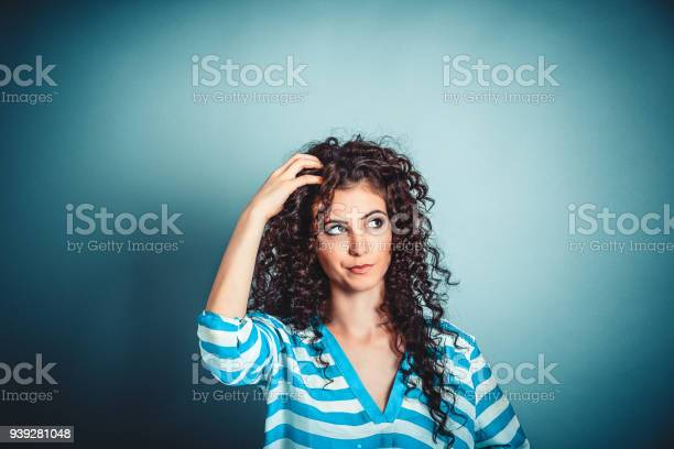 Confused skeptical woman girl female thinking with memory loss picture id939281048?b=1&k=6&m=939281048&s=612x612&h=h 6jw5nzzijrmboazvgczuqqhc0icgjhpnlkel5vkcq=