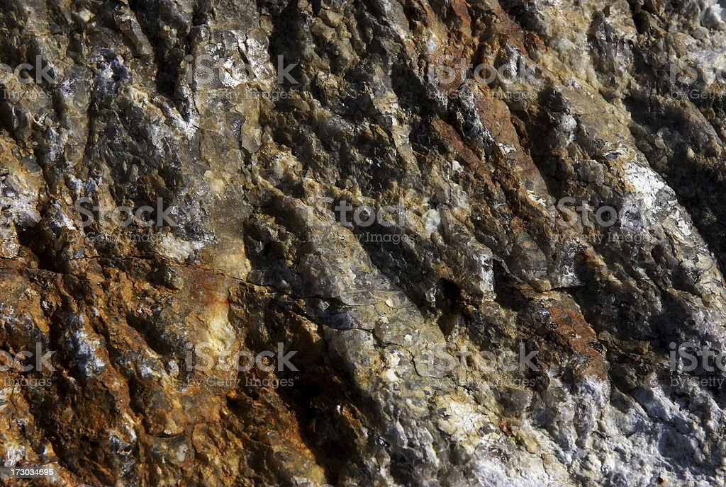 Conglomerate Texture stock photo