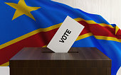 istock Congolese Presidential and Legislative Elections Concept 837118506