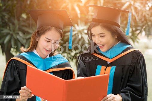 istock Congratulated 968383360