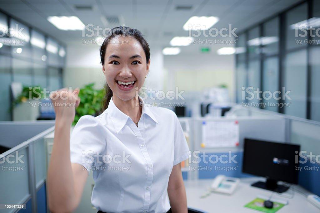 Congratulation! God Job ! - XXXLarge stock photo