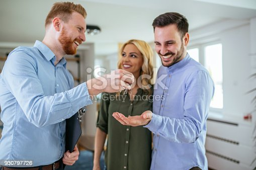 istock Congratulations on your new home ! 930797726