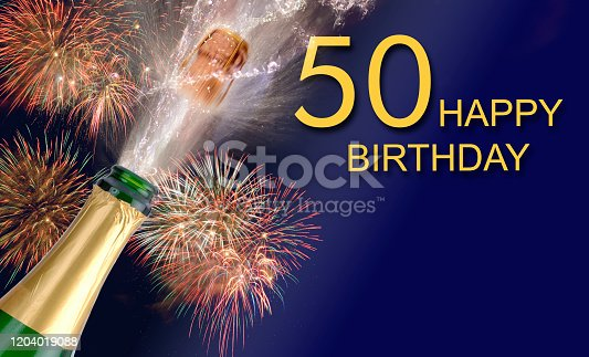 istock congratulations to happy 50th birthday 1204019088