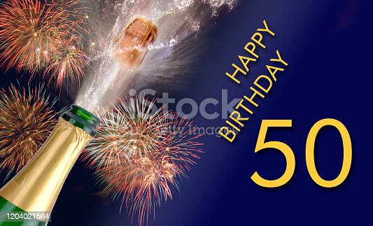 istock congratulations to happy 50th birthday 1204021564