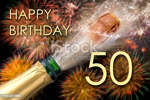 istock congratulations to happy 50th birthday 1204021808