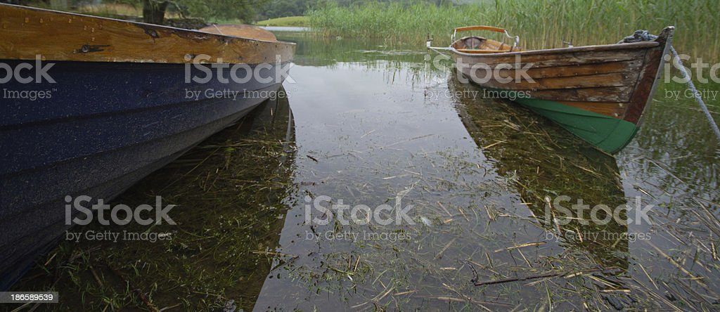 Coniston water royalty-free stock photo