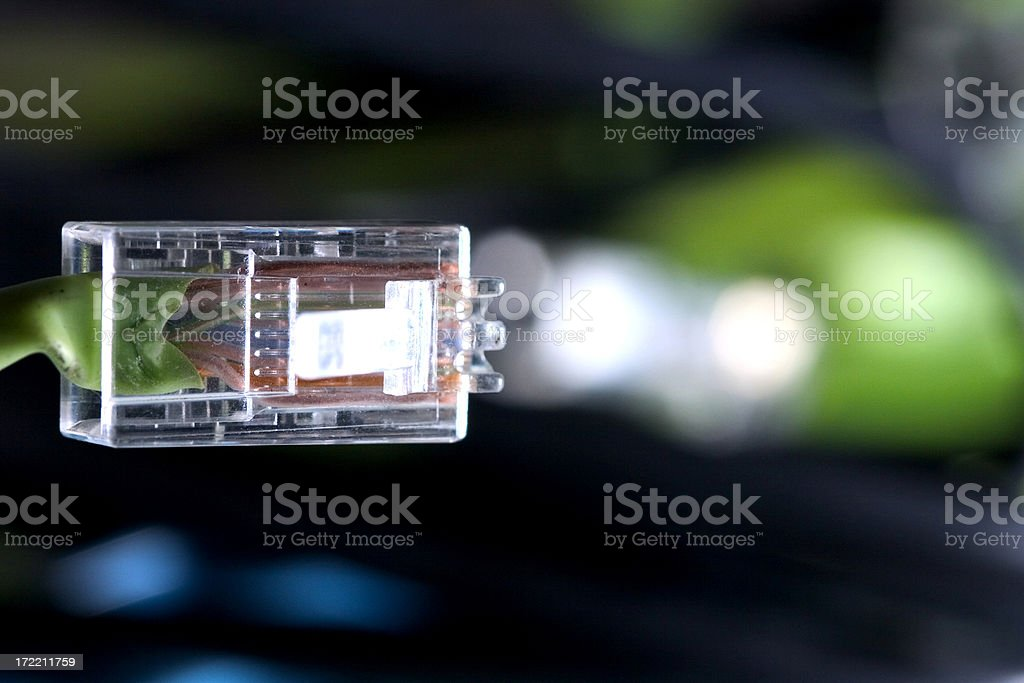 Connect royalty-free stock photo