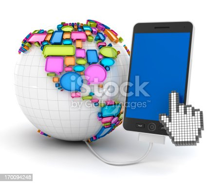 istock Connect to social media 170094248