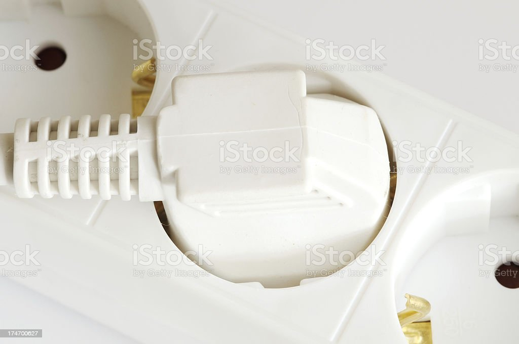 Connected stock photo