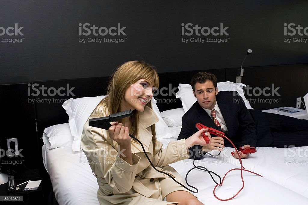 Connected!!! royalty-free stock photo