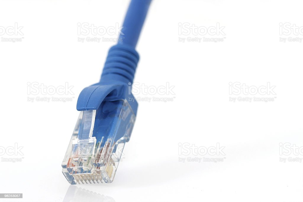 Connected royalty-free stock photo