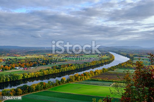 istock Connecticut River in the Pioneer Valley 1294372198