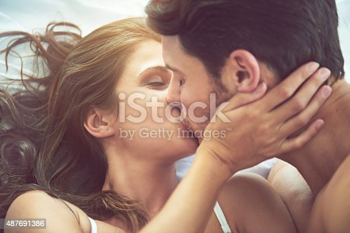 istock Connecting on more than just a physical level 487691386