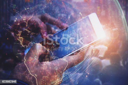 istock Connecting to the world 623982946
