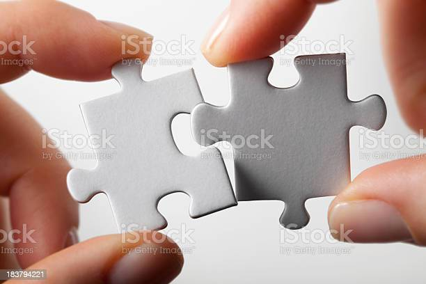 Connection hands trying to fit two puzzle pieces together picture id183794221?b=1&k=6&m=183794221&s=612x612&h=j1eeww9kfylippcfxgyjbaaioxib90iuegqlefc1e s=