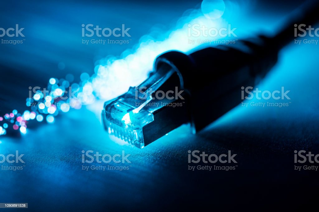 Connection - Technologie stock photo
