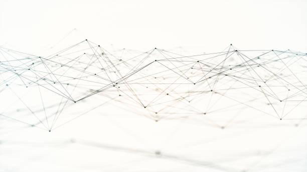Verbindungen-Technik-Hintergrund – Foto