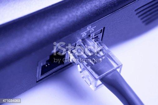 istock Connectivity 471034053