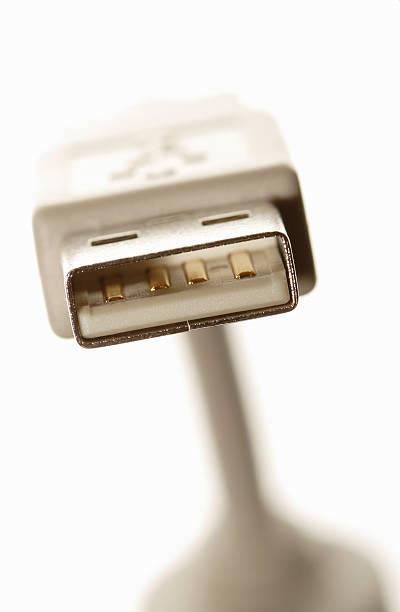 USB-Anschluss für Computer – Foto