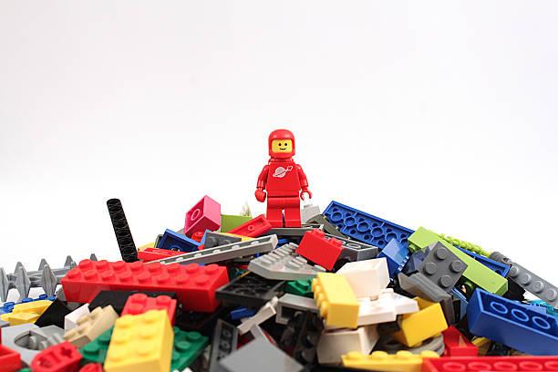 conquerer - lego stockfoto's en -beelden