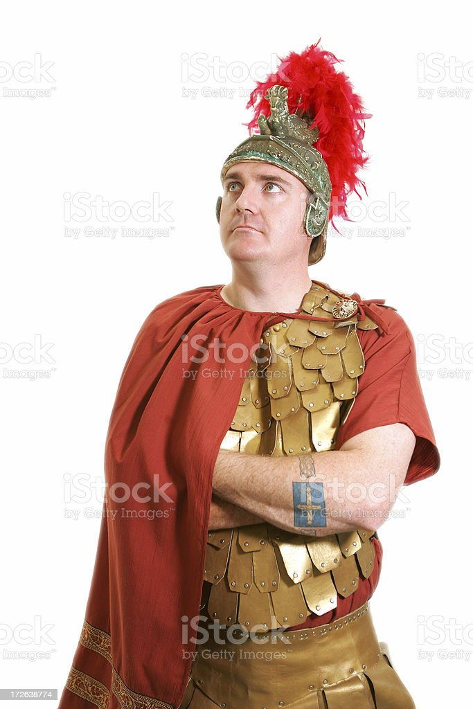Conquest royalty-free stock photo