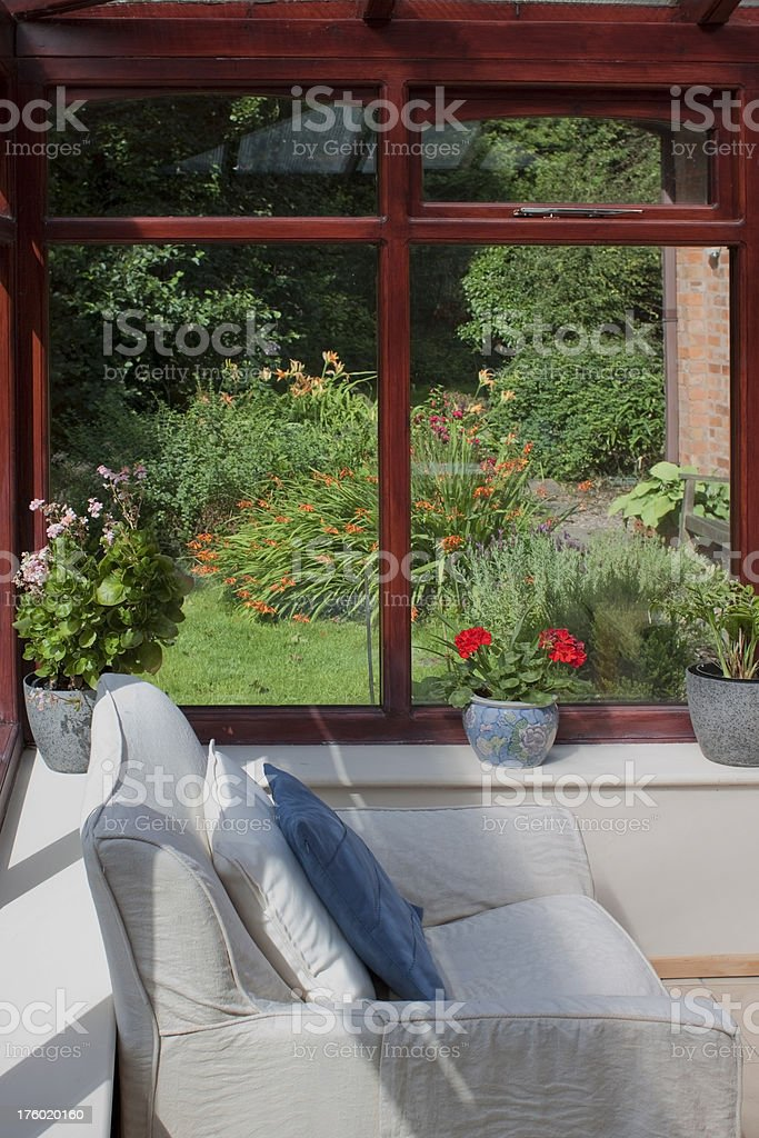 conservatory royalty-free stock photo