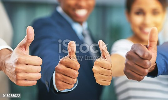 istock Consider this our official stamp of approval 918938922