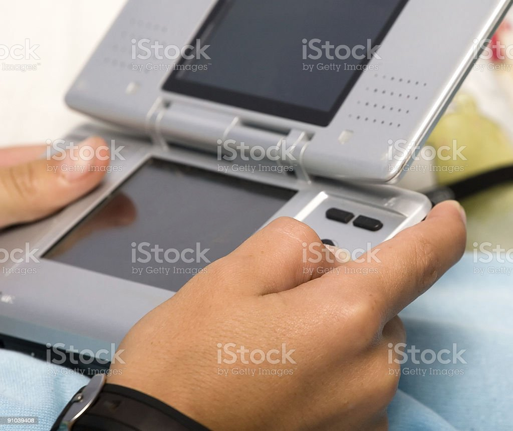 Console royalty-free stock photo