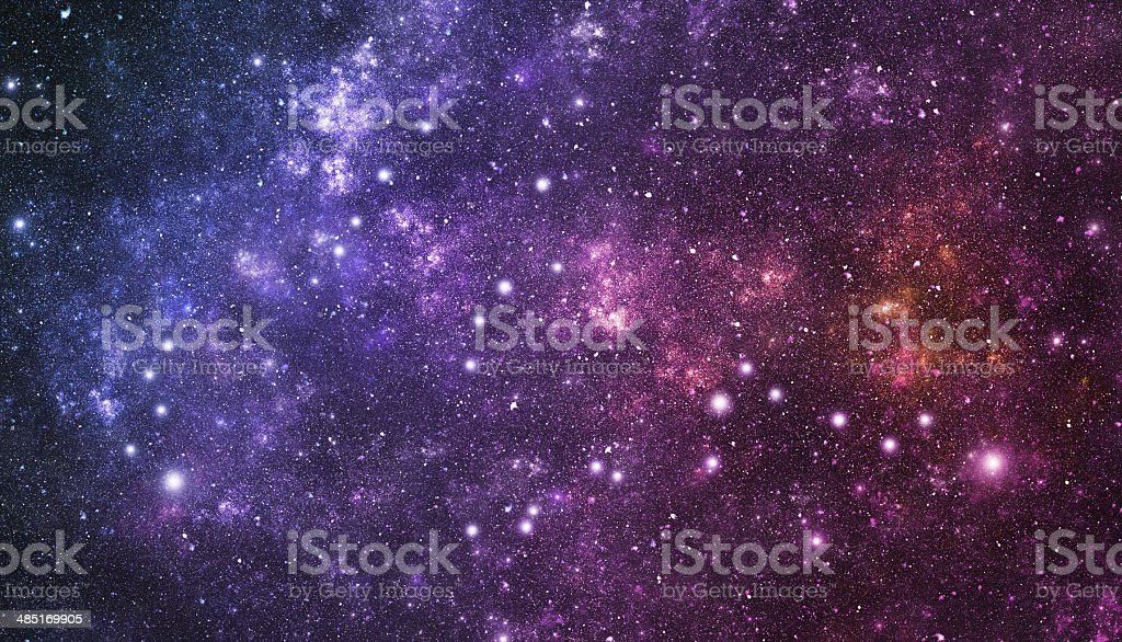 Constellation. Eridanus (Eri) royalty-free stock photo