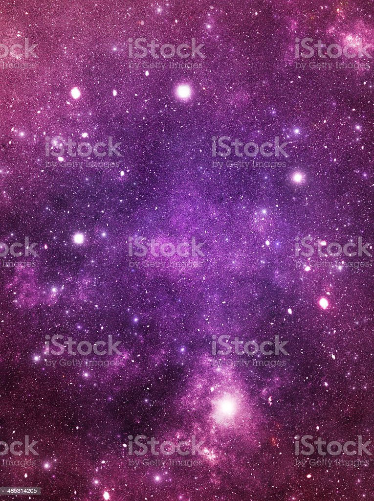 Constellations. Crux (Cru) stock photo