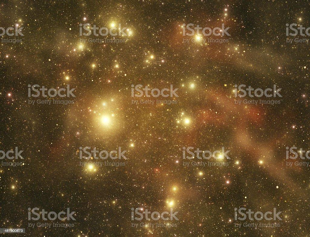 Constellations. Gemini (zodiacal) stock photo