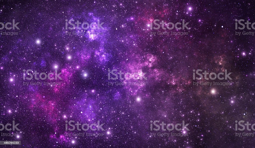 Constellations. Lacerta (Lac) stock photo