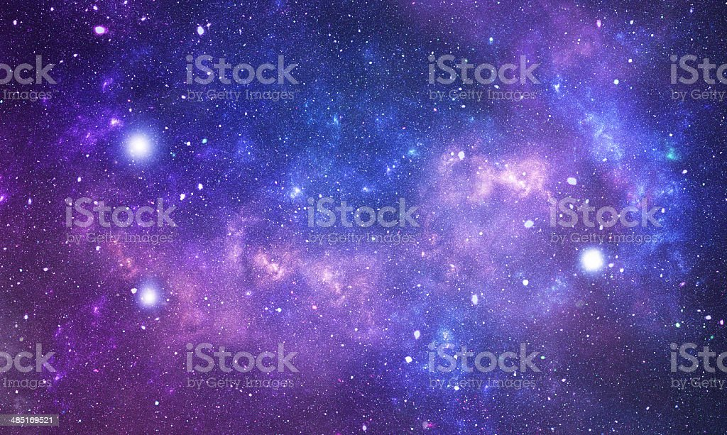 Constellations. Triangulum (Tri) stock photo