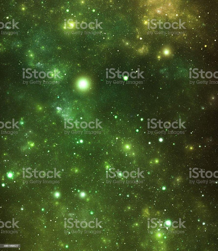 Constellations. Tucana (Tuc) royalty-free stock photo