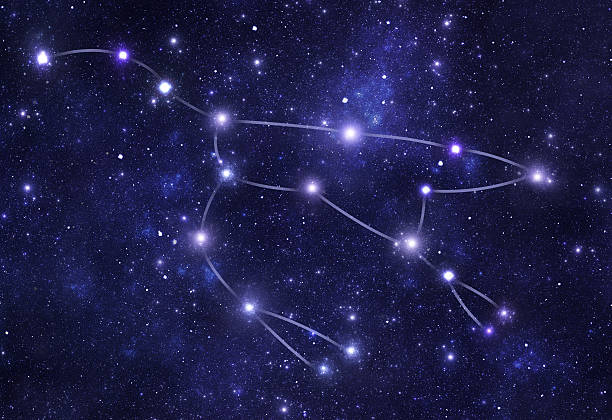 Constellations. Ursa Major (UMa) Constellation Ursa Major (UMa), one of the modern constellations big dipper constellation stock pictures, royalty-free photos & images