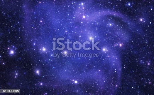 istock Constellations. Virgo (zodiacal) 481900855