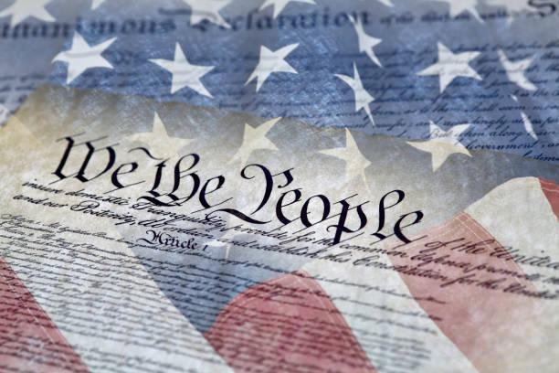 конституция сша - демократия стоковые фото и изображения