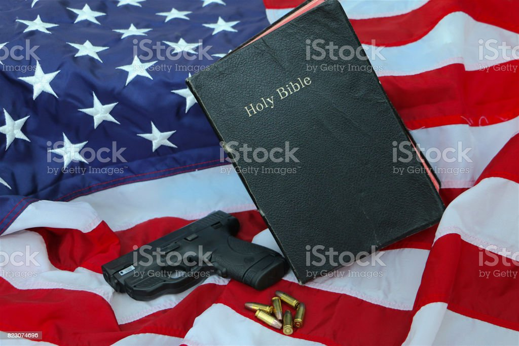 Constitutional Rights stock photo