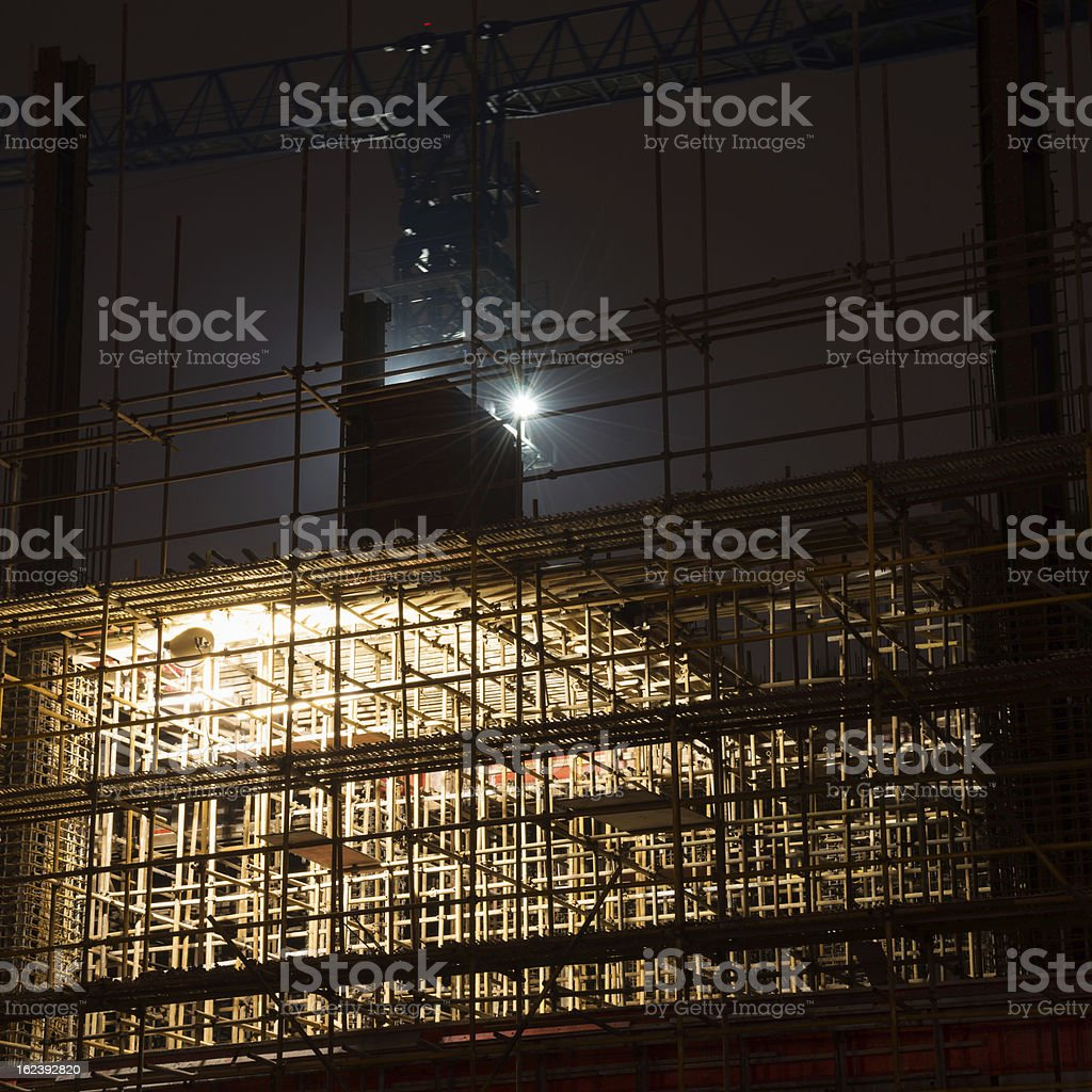 construct royalty-free stock photo