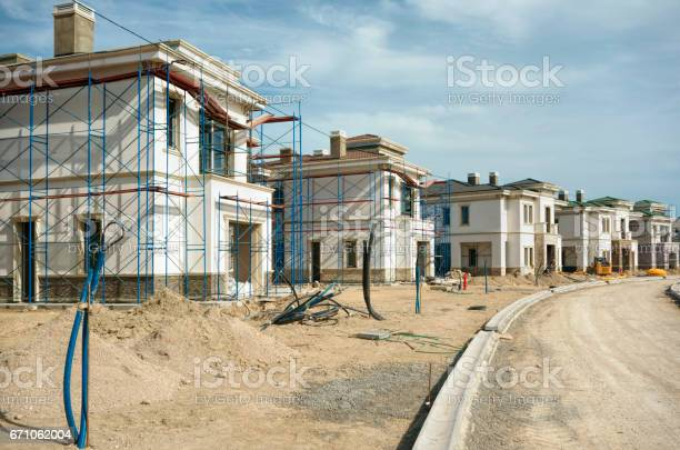 Qualität Häuser Stockfoto und mehr Bilder von Arbeitsstätten