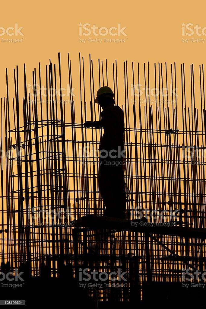 Construction 02 royalty-free stock photo