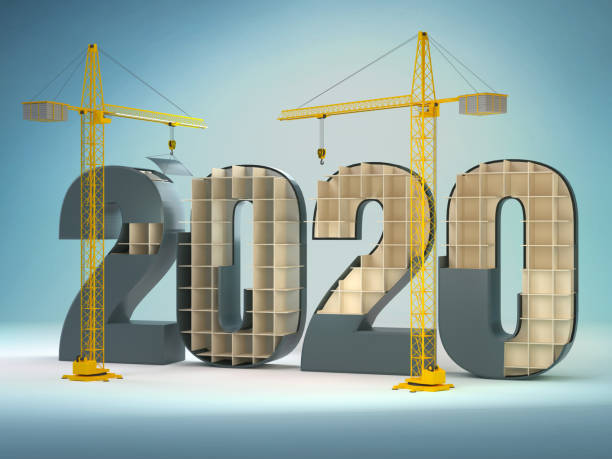Bau und Kräne 2020 – Foto