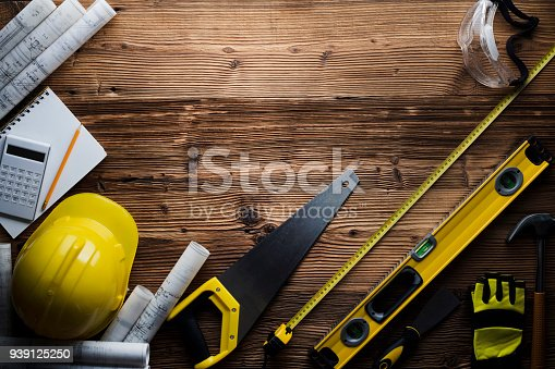 898133862 istock photo Construction and renovation concept. 939125250
