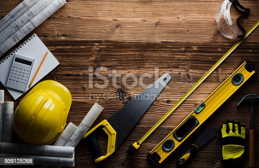 898133862 istock photo Construction and renovation concept. 939125268